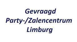 Gevraagd Party-/zalencentrum