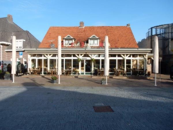 Eetcafé – zaal Van Hoek