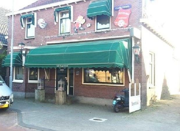 Cafe DE SPORTVRIEND