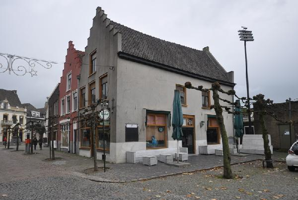 Café in Doesburg