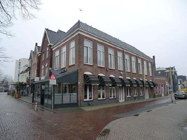 Bar - eetcafe in centrum Heerenveen