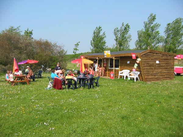 Paviljoen Meerzicht - Grote Piet - Wolphaartsdijk foto 5
