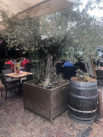 Italiaans Restaurant in het bruisende centrum van Renesse. foto 5