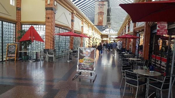 Lunch & Dinnercafé met afhaal & bezorg functie  in modern overdekt winkelcentrum in het bruisende hart van Hoogeveen foto 17