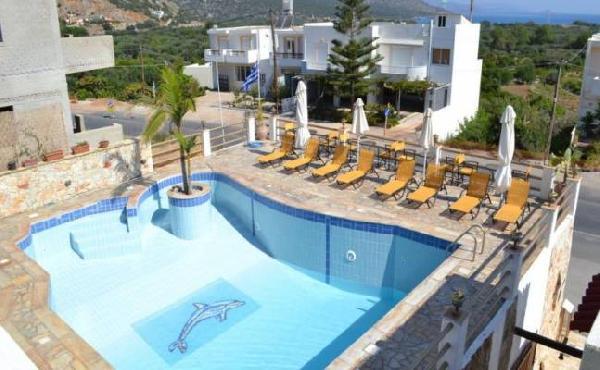 Mooi kleinschalig toeristisch hotel ter overname in Agios Nikolaos foto 9