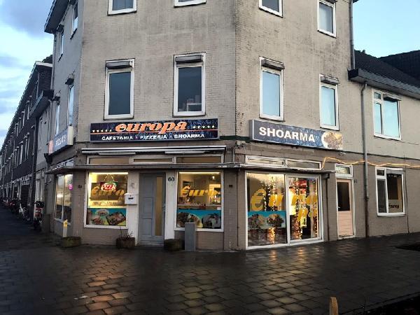Cafetaria / Eetcafé / Pizzeria te koop in Den Bosch