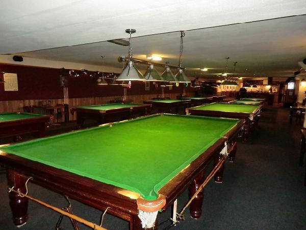 Steenwijk pool- snooker- dartcentrum MagicBalls VERHUURD foto 1