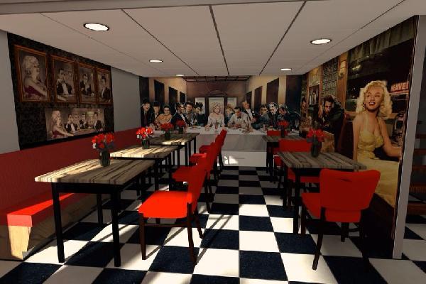Zuidhorn VERKOCHT lunchroom IJssalon foto 8