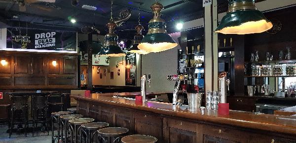 Café centrum Hengelo A1 hoeklocatie foto 4