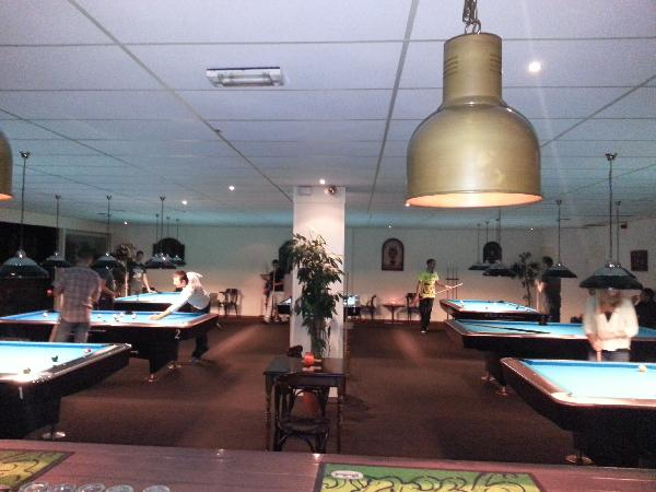 Party & Pool Carambole Dart Centrum Almelo 3 etages horeca 1800m2 foto 19
