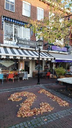 Assen centrum hoge omzet restaurant foto 2