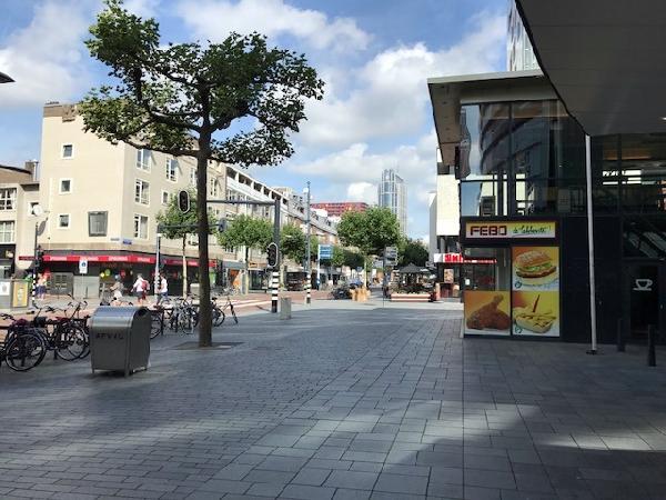 Cafetaria / automatiek te koop in centrum Rotterdam foto 3