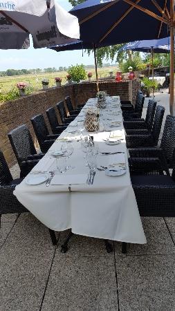 € 20.000,- Knus restaurant in de polders van Hulst aan de Westerschelde. foto 3