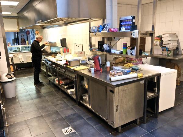Restaurant - kantoorgebouwen - Parc Patersven - Wernhout foto 24
