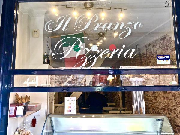 Il Pranzo Pizzeria en ijssalon in Middelburg foto 6