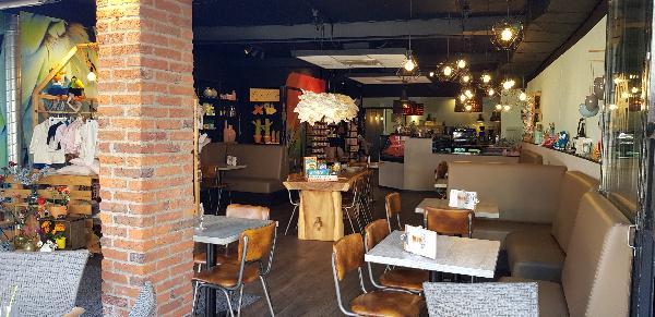 Lunchroom & Kado-concept winkel Dagzaak met terras in leukste winkelstraat van Ommen foto 5