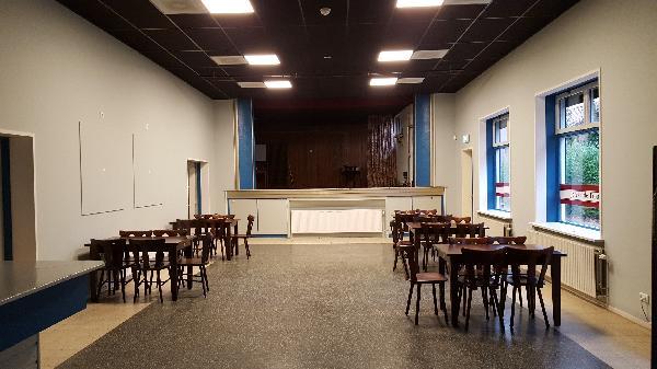 Café met bovenwoning en grote zaal in Clinge (Hulst) te huur. foto 8
