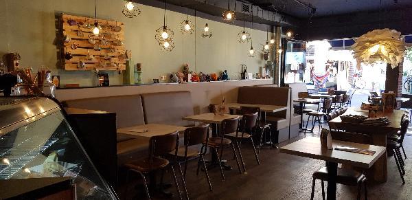 Lunchroom & Kado-concept winkel Dagzaak met terras in leukste winkelstraat van Ommen foto 25