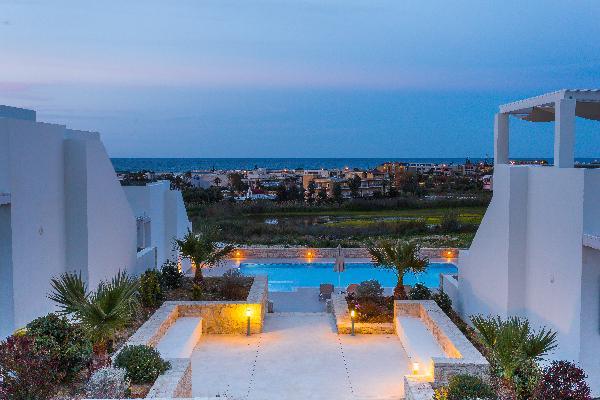 Triton investments-mooie unieke villa's in Rethymnon ( Kavros) op het eiland Kreta foto 14