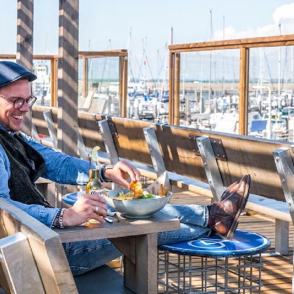 Pachter voor strandpaviljoen aan de Westerschelde gezocht. foto 5