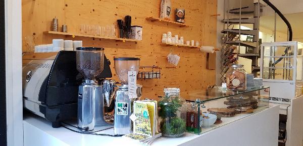DE NOORMAN Scandinavische Lunchroom Ontbijt Lunch Koffie Taart Catering Take Away foto 19
