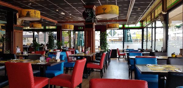 Mexicaans / Zuid Amerikaans Restaurant met groot terras en Gratis parkeren foto 3
