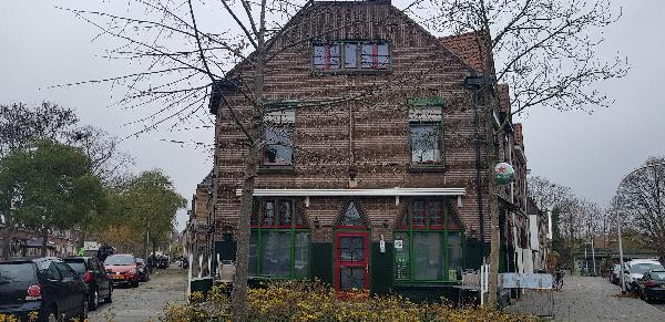 Eetcafé op driesprong aan doorgaande weg vanuit het centrum Deventer foto 4