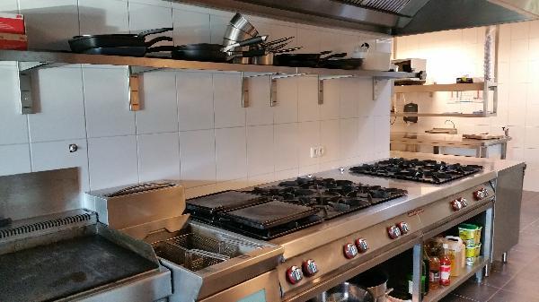 Restaurant - kantoorgebouwen - Parc Patersven - Wernhout foto 9