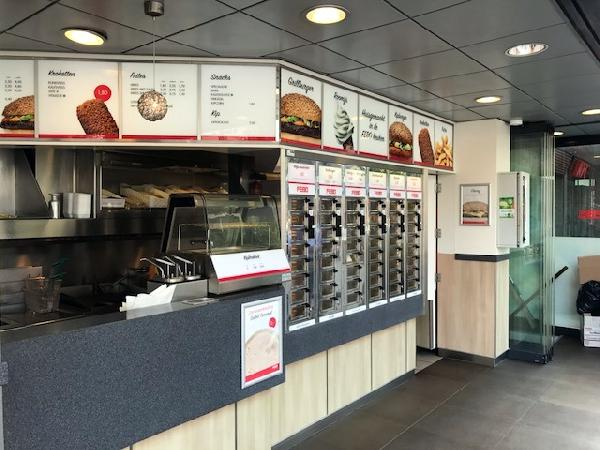 Cafetaria / automatiek te koop in centrum Rotterdam foto 5