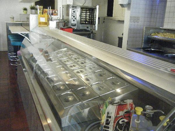 Ter overname: goed lopend cafetaria/snacktaria ideaal voor grillroom of Grieks eethuis. foto 3