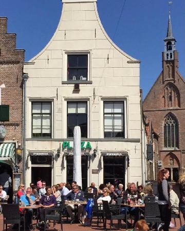 Steenwijk op markante plaats ter overname