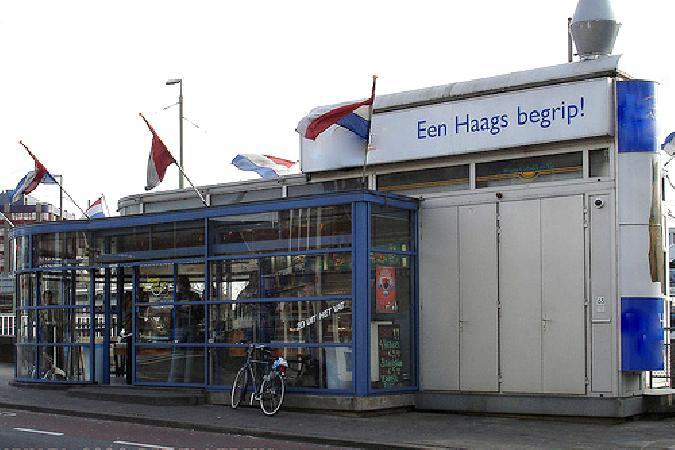 Cafetaria / Viszaak te koop gelegen op een top locatie in Den Haag foto 2