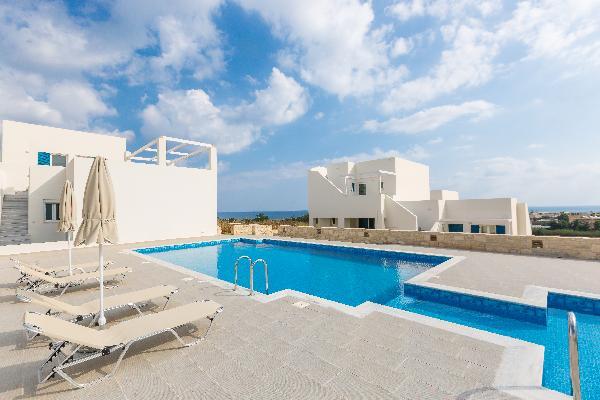 Triton investments-mooie unieke villa's in Rethymnon ( Kavros) op het eiland Kreta foto 1