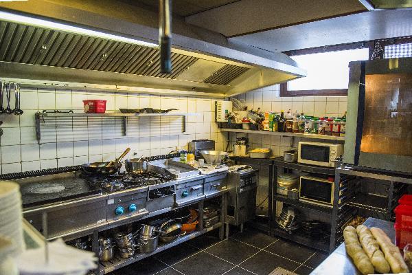 Restaurant 52 couverts met mooi terras en complete keuken in Brunssum, Parkstad Limburg foto 10