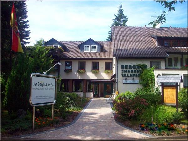 Hotel-Restaurant gelegen in Langelsheim - Lautenthal