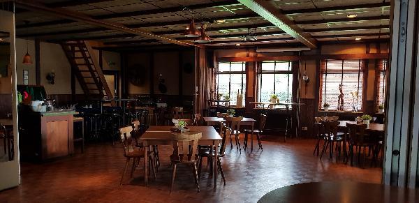 Eetcafé Cafetaria Zaal Terras (Vastgoed Huur of Koop) ca 900m² foto 12