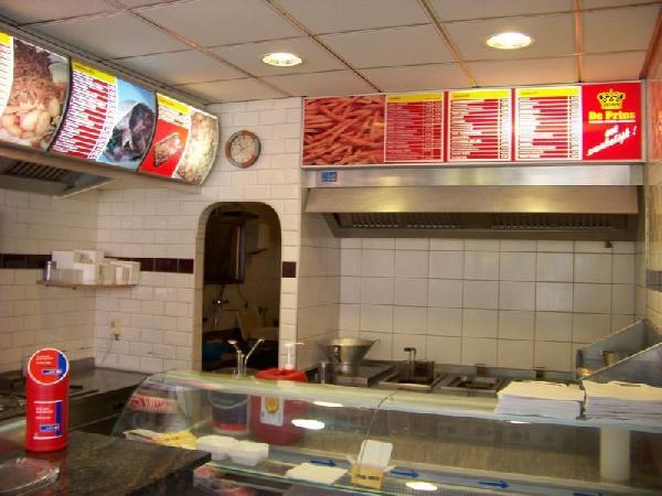 Goedlopend cafetaria in Molenhoek foto 4