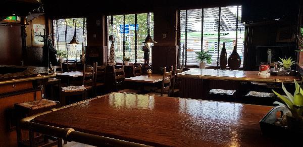 Eetcafé Cafetaria Zaal Terras (Vastgoed Huur of Koop) ca 900m² foto 17