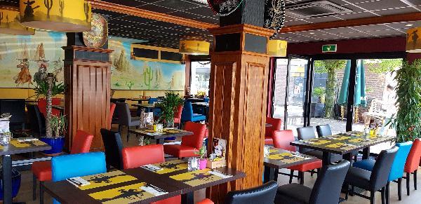 Mexicaans / Zuid Amerikaans Restaurant met groot terras en Gratis parkeren foto 11