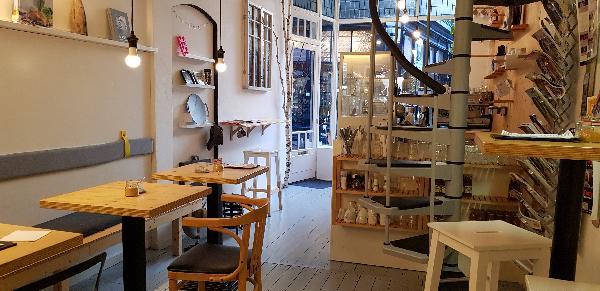 DE NOORMAN Scandinavische Lunchroom Ontbijt Lunch Koffie Taart Catering Take Away foto 27