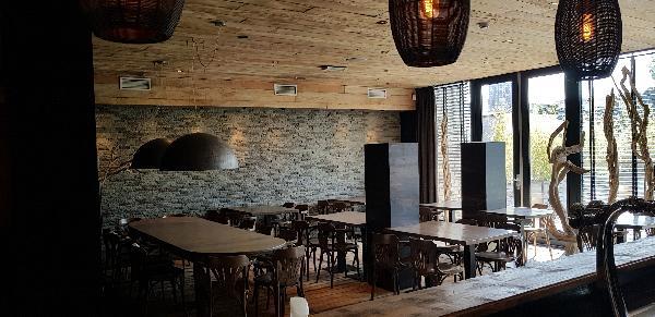 Multifunctionele Horeca (Dak)terras 270 zitplaatsen Volledig Ingericht ca.500m² foto 23