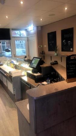 Cafetaria te koop in centrum Bergen op Zoom foto 4
