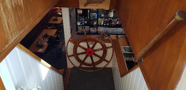 Pannenkoekenboot & à la carte restaurant Haven Noordzijde 65 foto 14