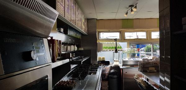 Eetcafé Cafetaria Zaal Terras (Vastgoed Huur of Koop) ca 900m² foto 8