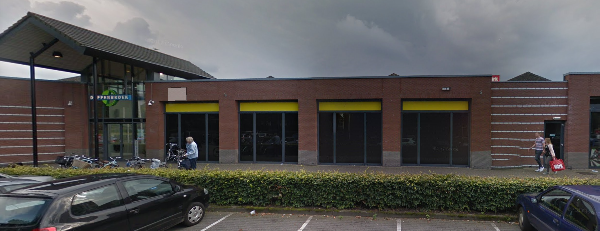 Horeca units in Winkelcentrum Deppenbroek ca.225m² of ca.90m² of ca.135m² foto 2