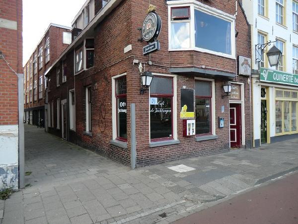 Cafe centrum Groningen casco VERHUURD foto 1