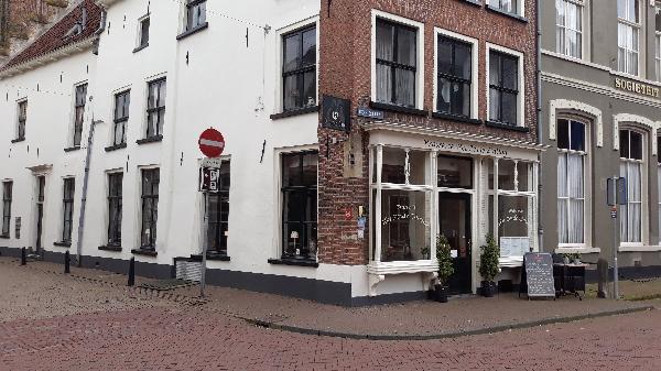 Brasserie Het Zesde Zintuig in Doesburg foto 2