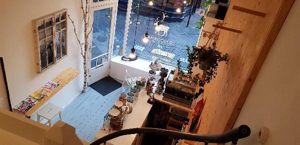 DE NOORMAN Scandinavische Lunchroom Ontbijt Lunch Koffie Taart Catering Take Away foto 4