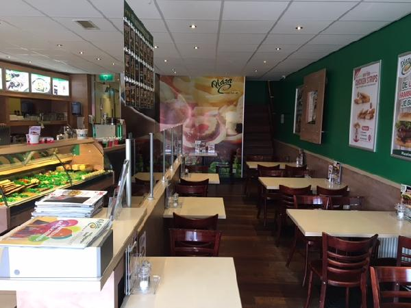 STERK IN PRIJSVERLAAGD Cafetaria Plaza Calluna foto 2