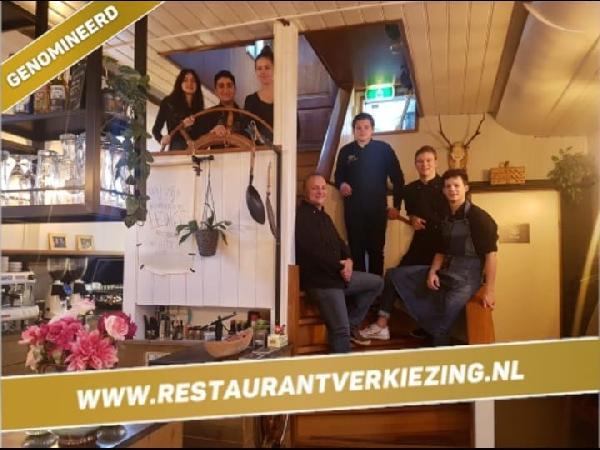 Pannenkoekenboot & à la carte restaurant Haven Noordzijde 65 foto 27